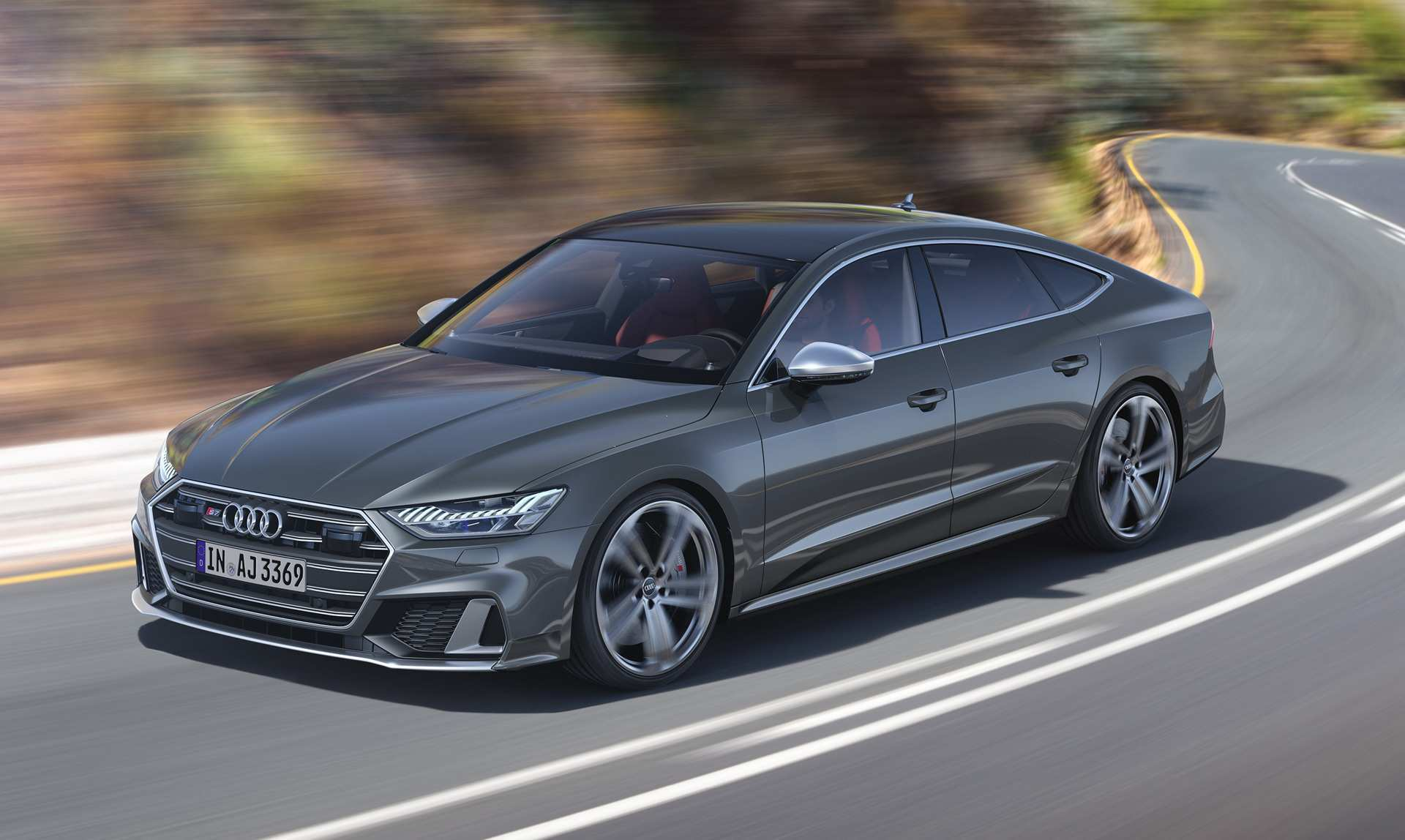 80 All New Audi S7 2020 Release by Audi S7 2020