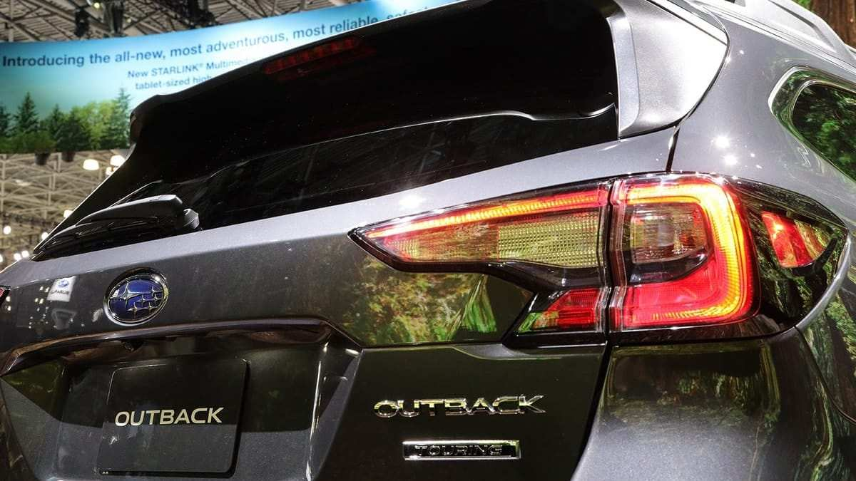 80 All New Subaru Outback 2020 Japan Images by Subaru Outback 2020 Japan