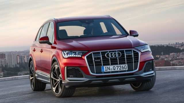 80 All New When Does 2020 Audi Q7 Come Out Price and Review for When Does 2020 Audi Q7 Come Out