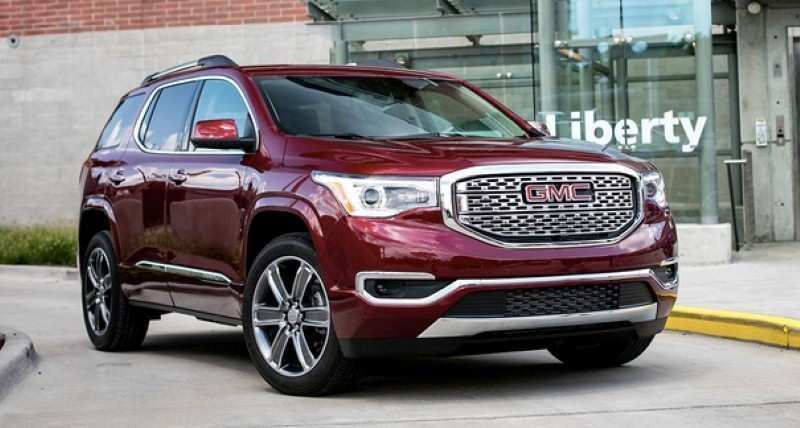 80 Best Review Gmc Acadia 2020 Price Redesign with Gmc Acadia 2020 Price