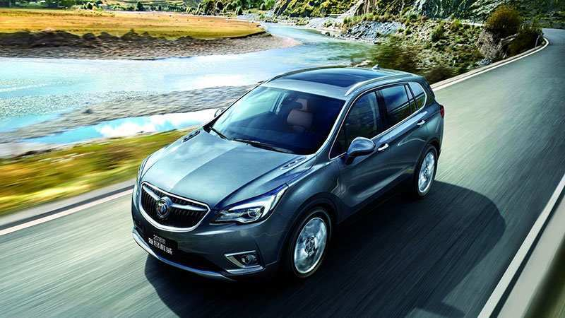 80 Concept of 2020 Buick Envision Changes Spy Shoot by 2020 Buick Envision Changes