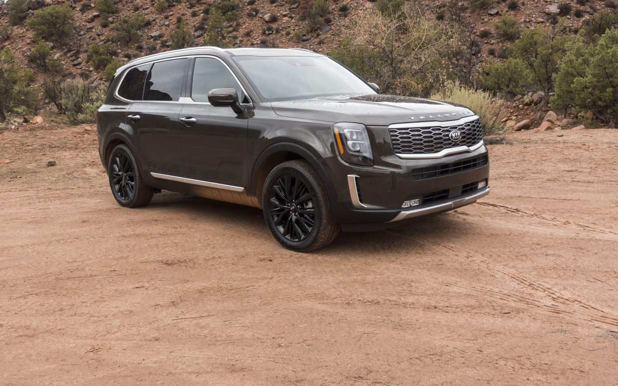 80 Concept of 2020 Kia Telluride Video Release by 2020 Kia Telluride Video