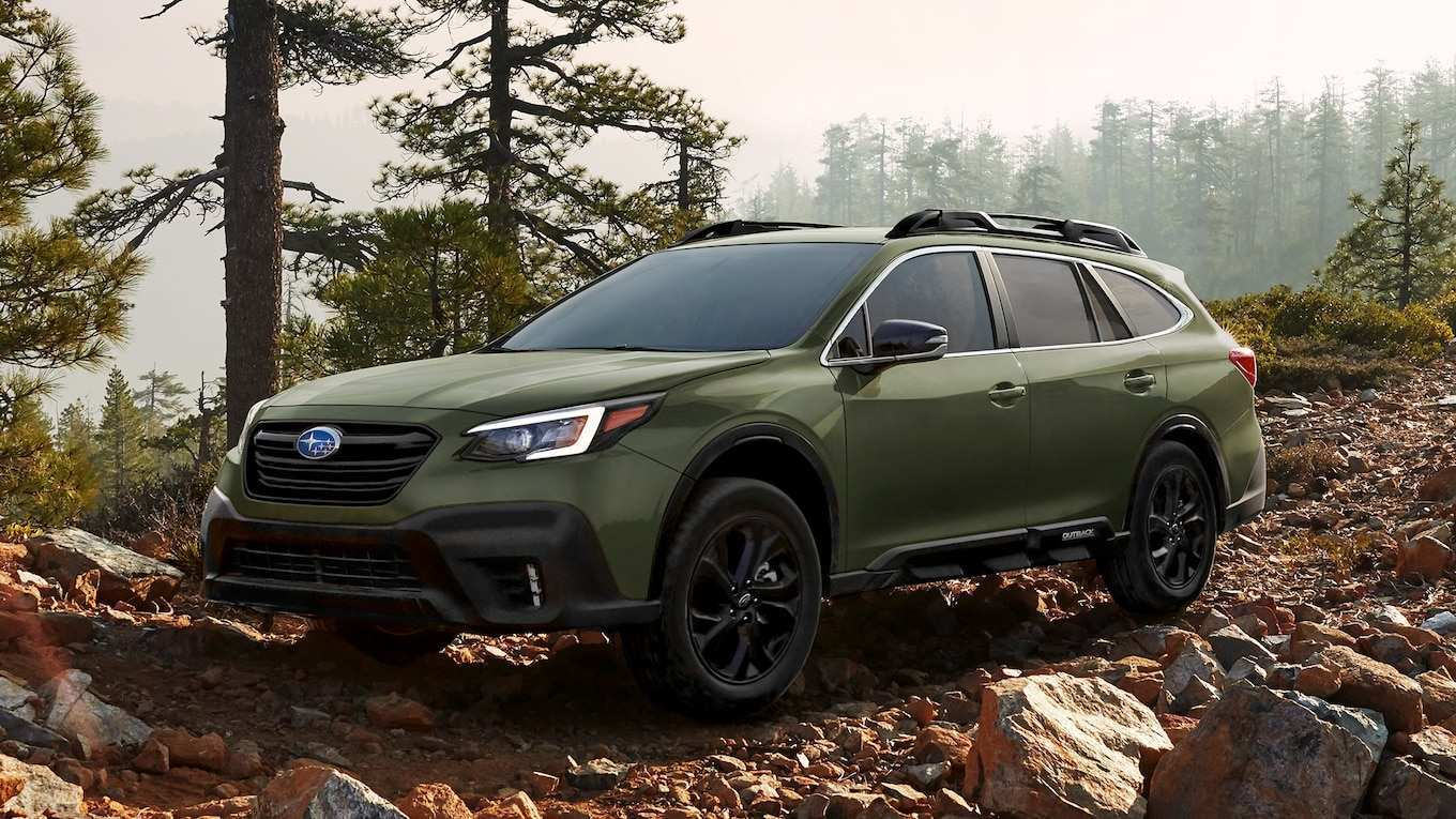 80 Concept of 2020 Subaru Outback Gas Mileage Release Date by 2020 Subaru Outback Gas Mileage
