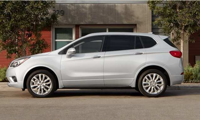 80 Gallery of 2020 Buick Envision Changes Concept by 2020 Buick Envision Changes