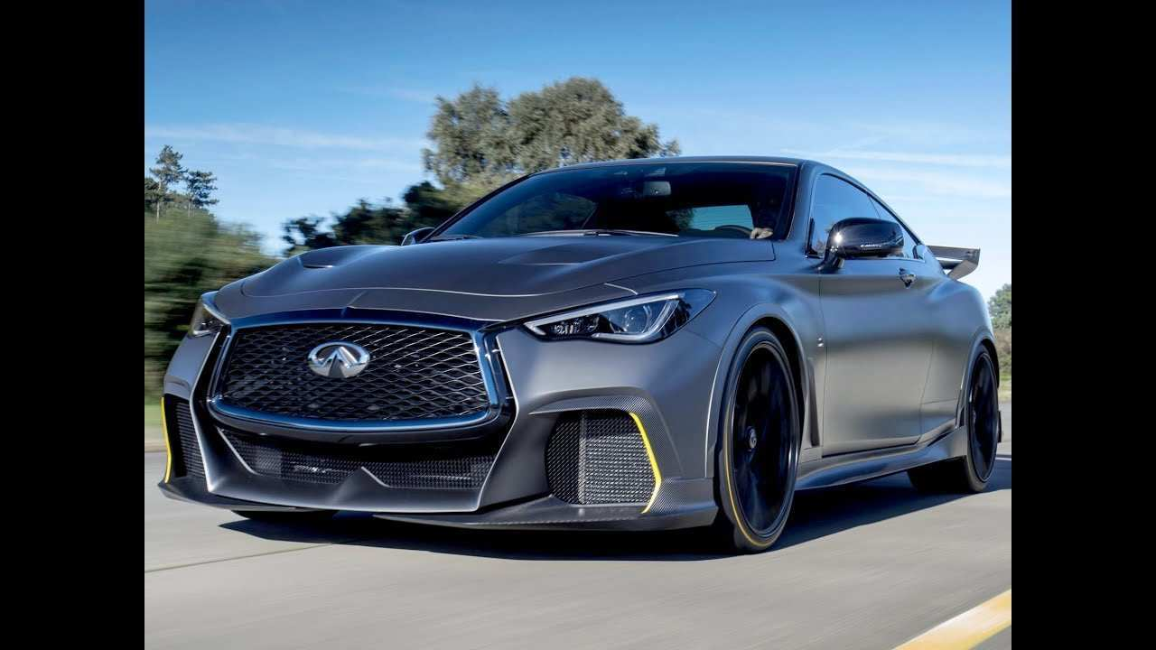 80 Gallery of 2020 Infiniti Q60 Project Black S Exterior and Interior for 2020 Infiniti Q60 Project Black S