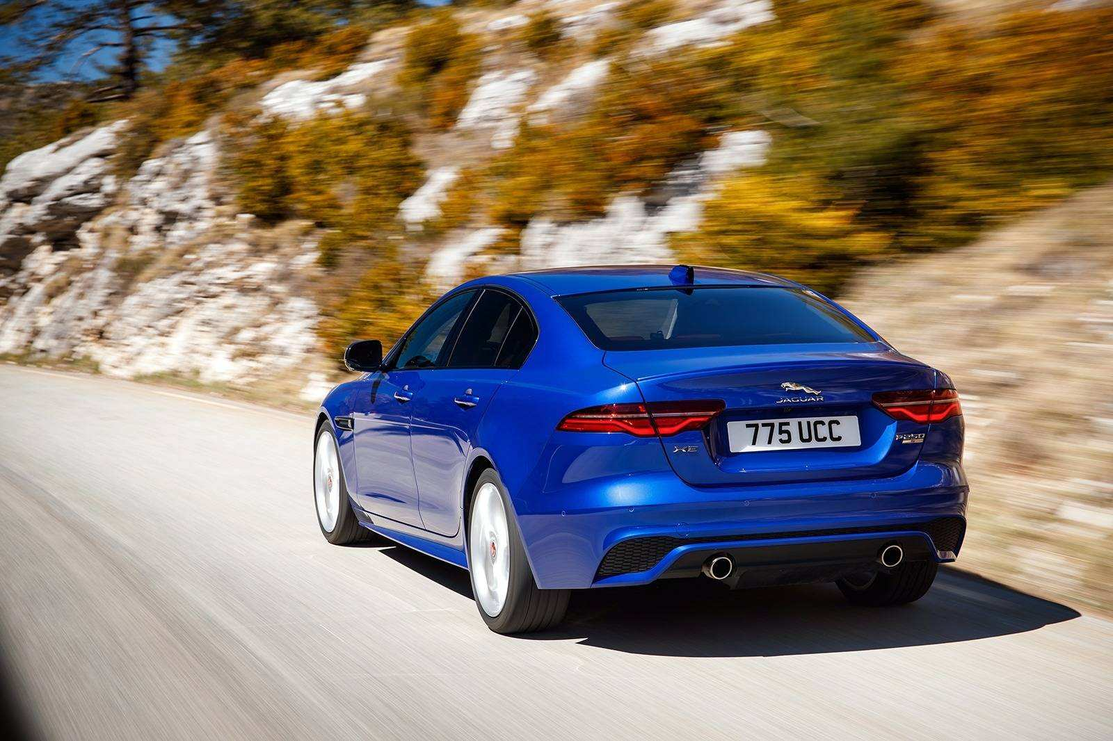80 Gallery of 2020 Jaguar Xe V6 New Review with 2020 Jaguar Xe V6