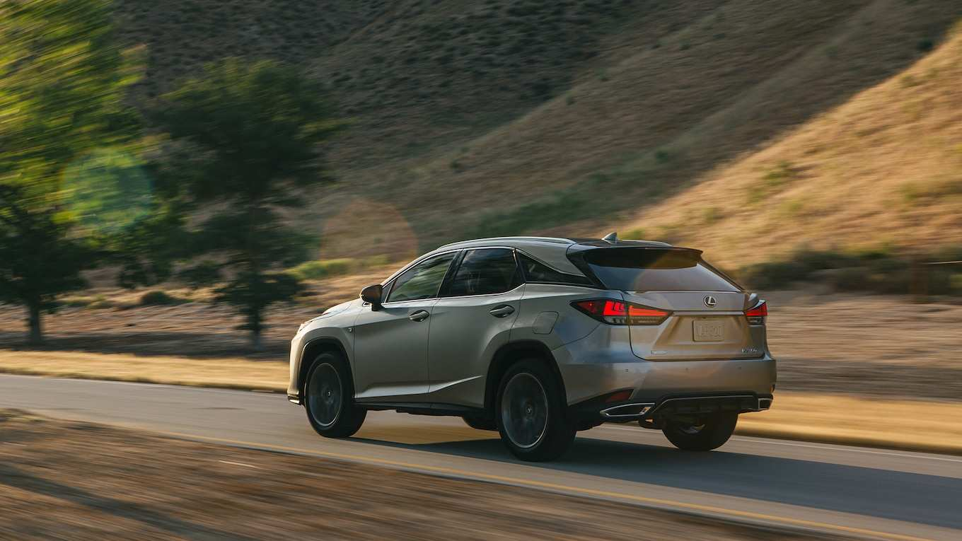 80 Gallery of Lexus Suv Rx 2020 Prices with Lexus Suv Rx 2020