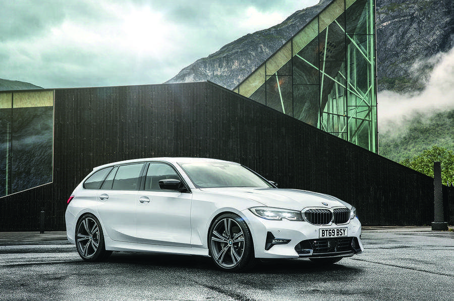 80 Gallery of New BMW 3 Series Touring 2020 Exterior and Interior for New BMW 3 Series Touring 2020