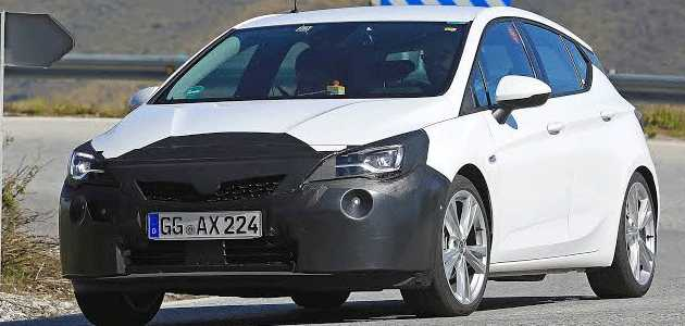 80 Gallery of Opel Astra Sedan 2020 Rumors for Opel Astra Sedan 2020