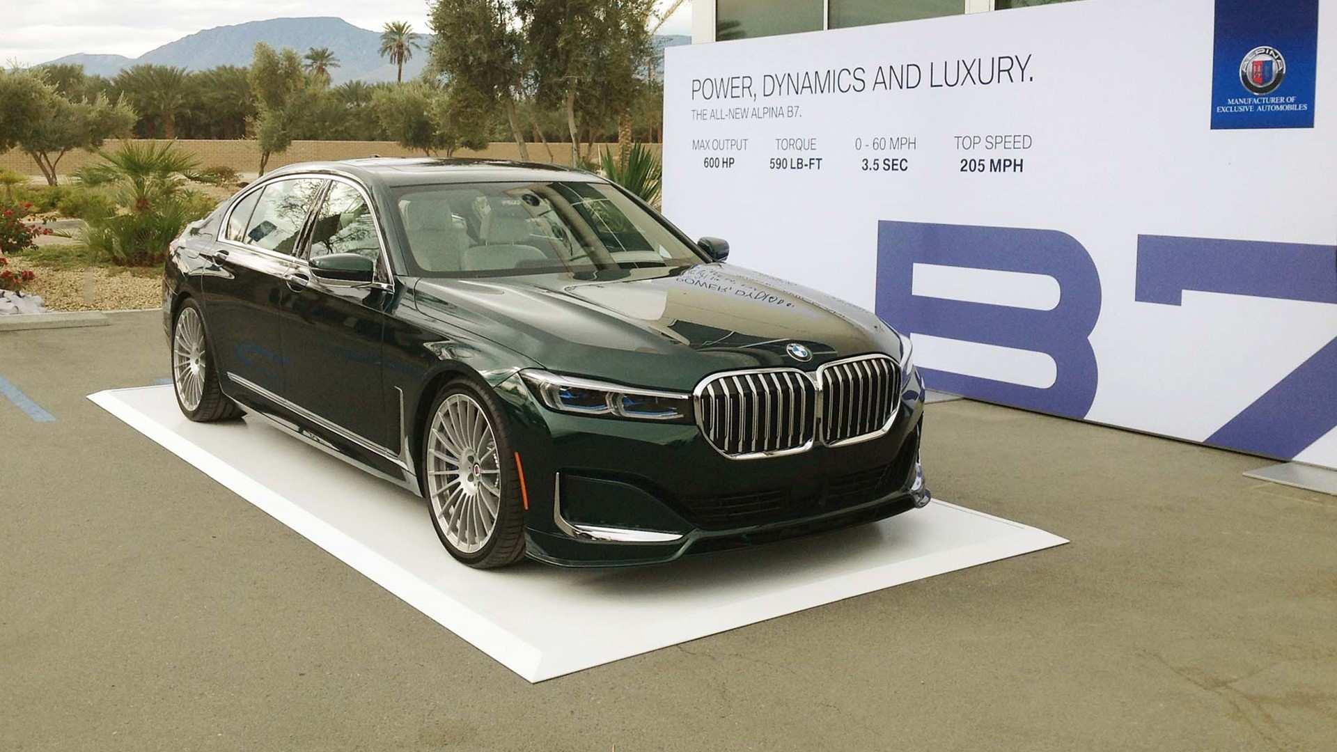 80 Great BMW Alpina B7 2020 Price Price with BMW Alpina B7 2020 Price