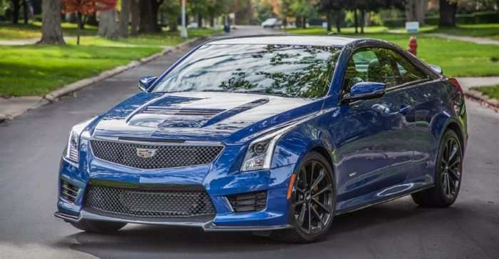 80 Great Cadillac Ats Coupe 2020 Overview for Cadillac Ats Coupe 2020