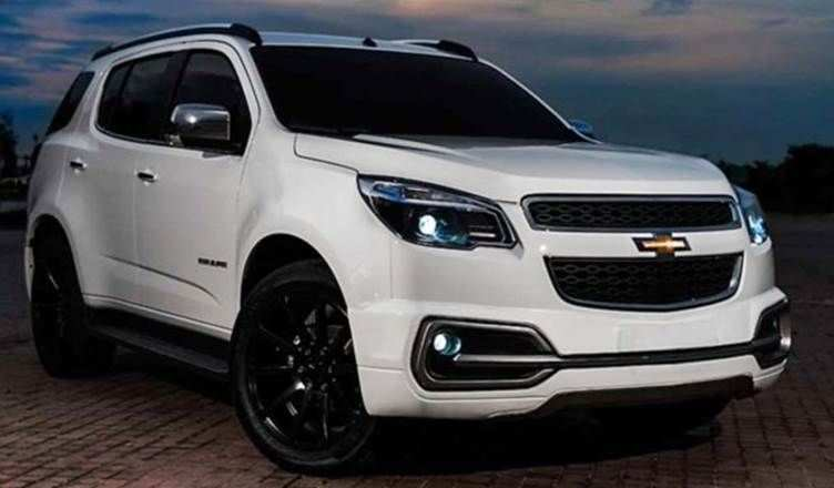 80 Great Chevrolet Trailblazer Ss 2020 Redesign and Concept with Chevrolet Trailblazer Ss 2020