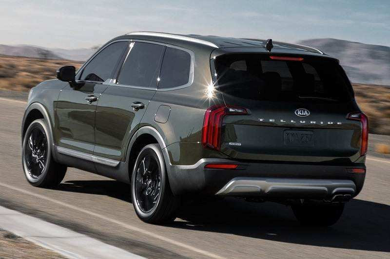 80 New How Much Is The 2020 Kia Telluride Picture with How Much Is The 2020 Kia Telluride