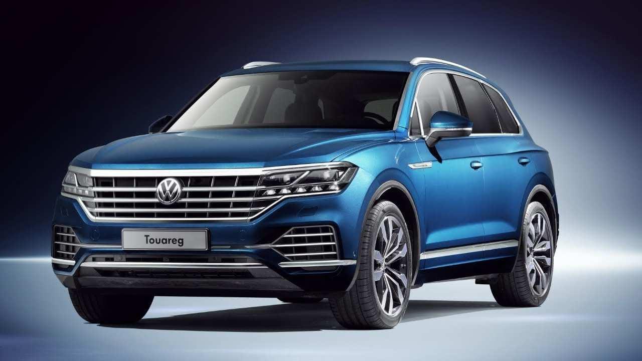 80 New Volkswagen Touareg 2020 Spesification by Volkswagen Touareg 2020