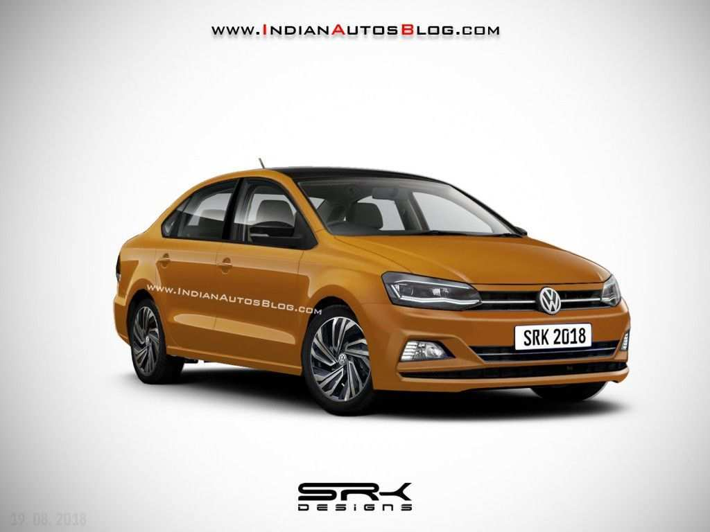 80 New Volkswagen Vento 2020 Spy Shoot for Volkswagen Vento 2020