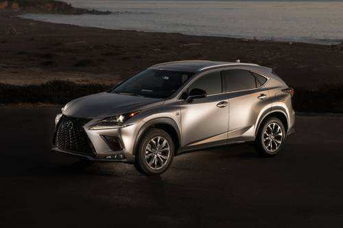 80 The 2020 Lexus Nx Updates Exterior for 2020 Lexus Nx Updates