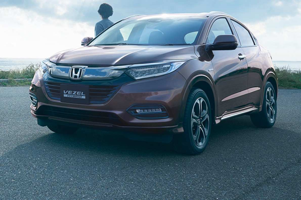 80 The Honda Vezel Hybrid 2020 Exterior and Interior with Honda Vezel Hybrid 2020
