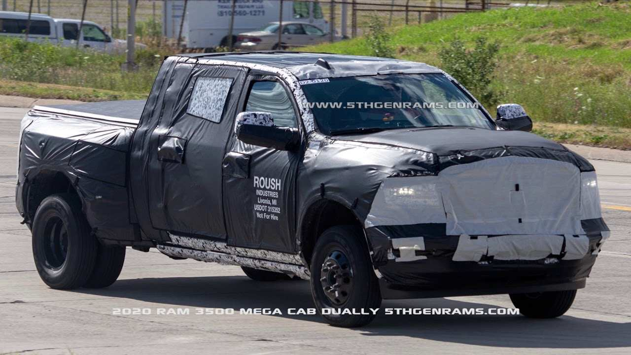 81 All New 2020 Dodge Ram 3500 Mega Cab Reviews by 2020 Dodge Ram 3500 Mega Cab