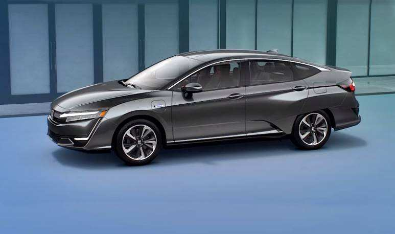 81 Best Review 2020 Honda Clarity Plug In Hybrid Release Date by 2020 Honda Clarity Plug In Hybrid