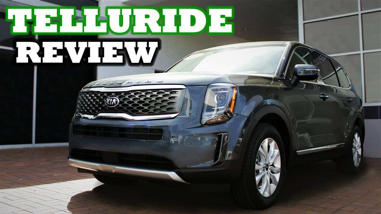 81 Best Review 2020 Kia Telluride Video Price by 2020 Kia Telluride Video