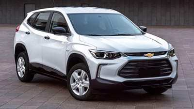 81 Best Review Chevrolet Trax 2020 Redesign and Concept for Chevrolet Trax 2020