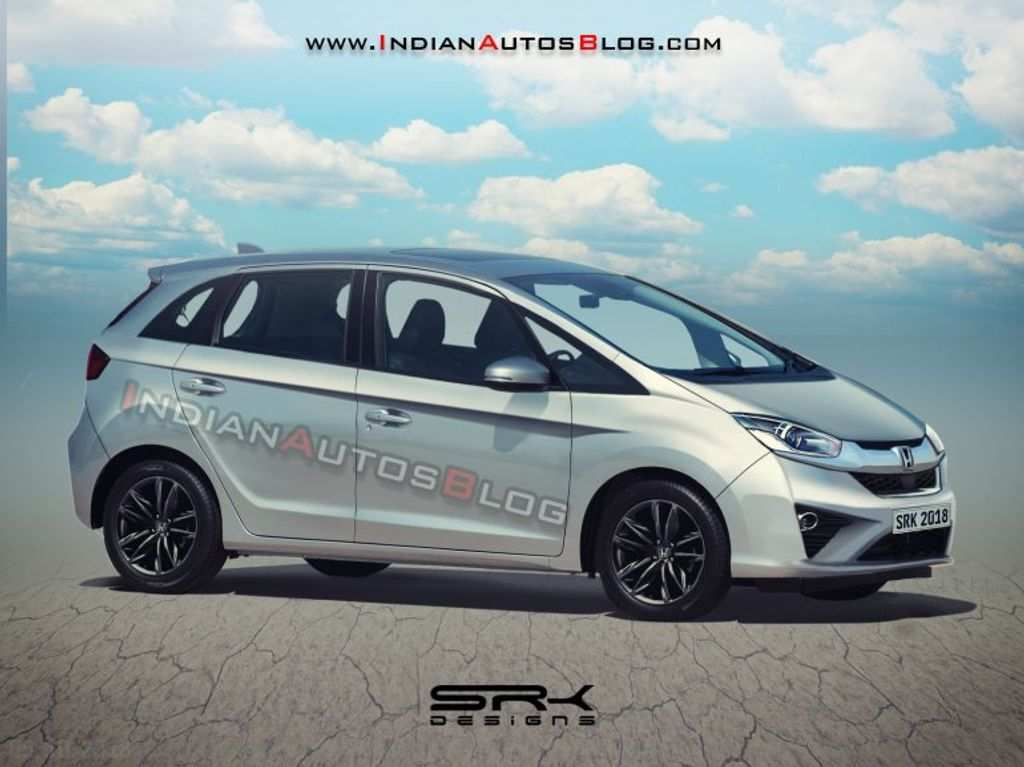 81 Concept of Honda Jazz New Model 2020 Overview with Honda Jazz New Model 2020