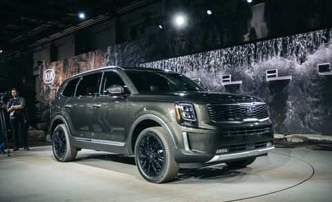 81 Concept of Kia Telluride 2020 Colors Redesign and Concept with Kia Telluride 2020 Colors