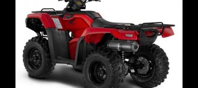 81 Concept of Novo Quadriciclo Honda 2020 New Review by Novo Quadriciclo Honda 2020