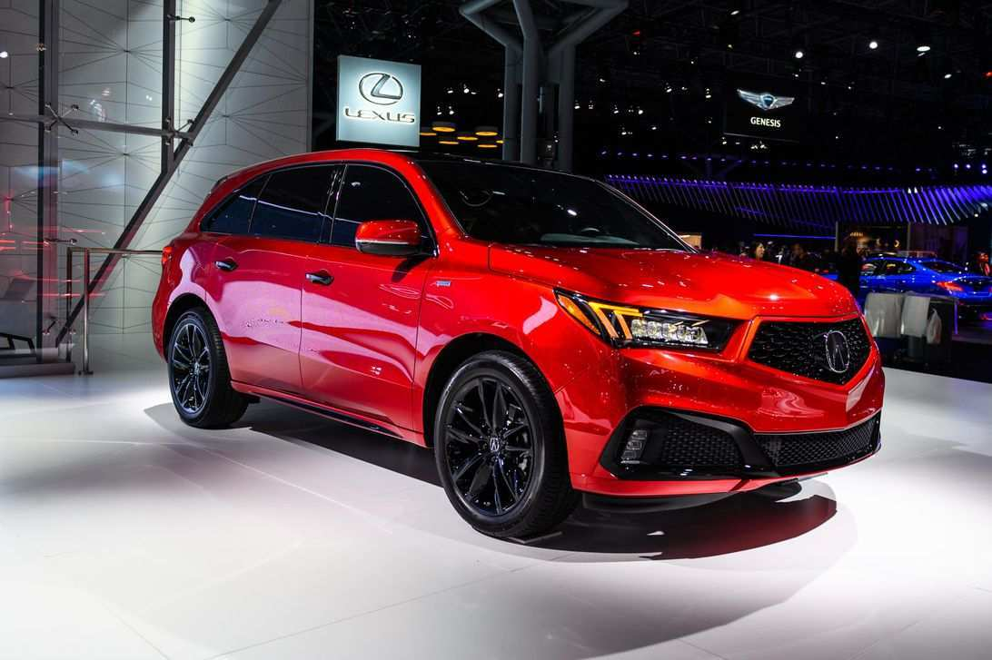 81 Concept of When Does The 2020 Acura Mdx Come Out Spy Shoot with When Does The 2020 Acura Mdx Come Out