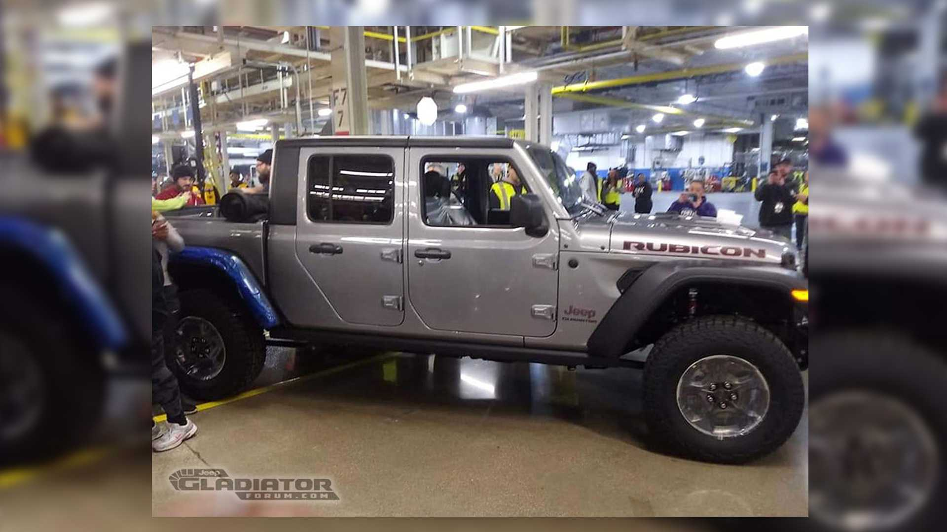 81 Concept of When Is The 2020 Jeep Gladiator Coming Out Specs by When Is The 2020 Jeep Gladiator Coming Out