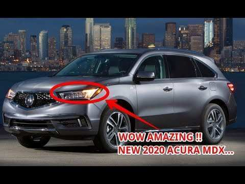 81 Gallery of Images Of 2020 Acura Mdx Engine for Images Of 2020 Acura Mdx