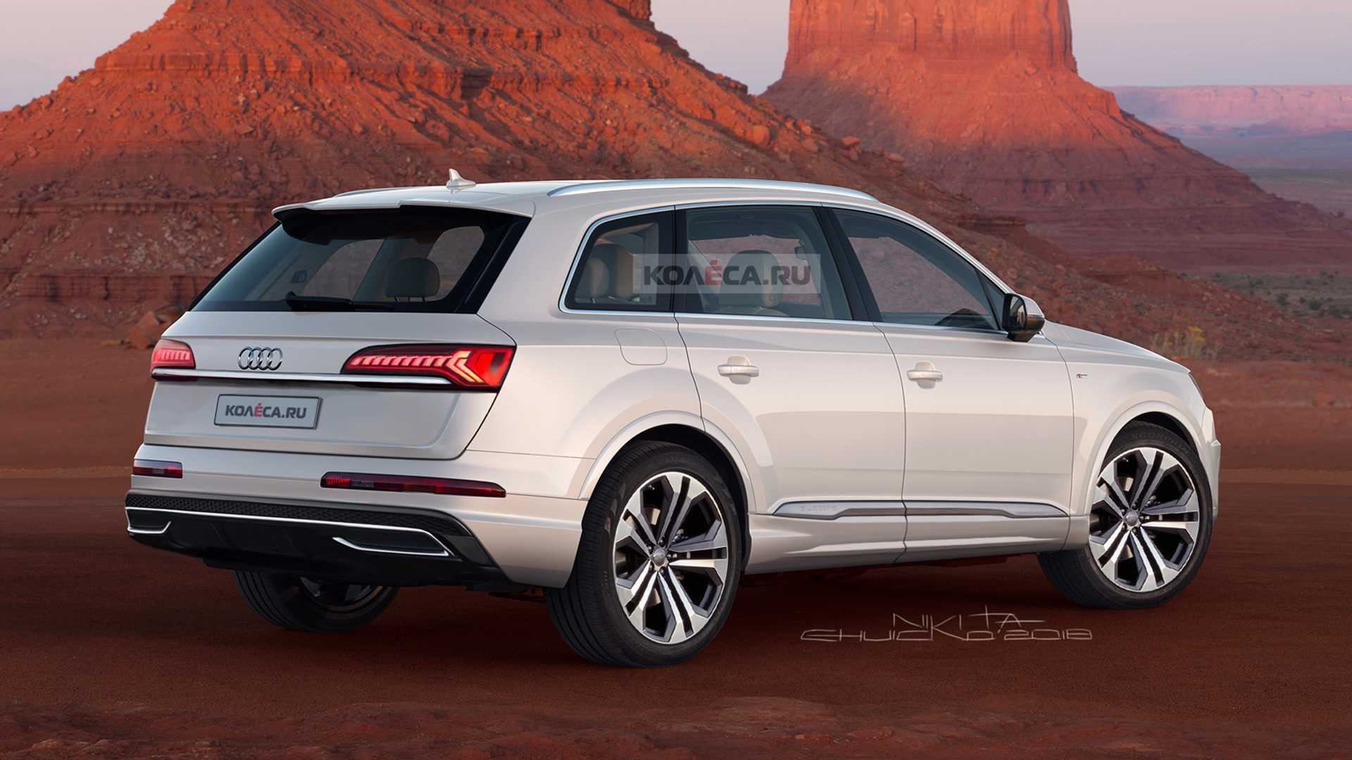 81 Gallery of When Does 2020 Audi Q7 Come Out Picture for When Does 2020 Audi Q7 Come Out