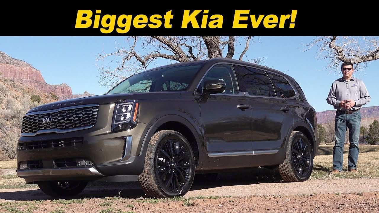 81 Great 2020 Kia Telluride Review Youtube Wallpaper for 2020 Kia Telluride Review Youtube