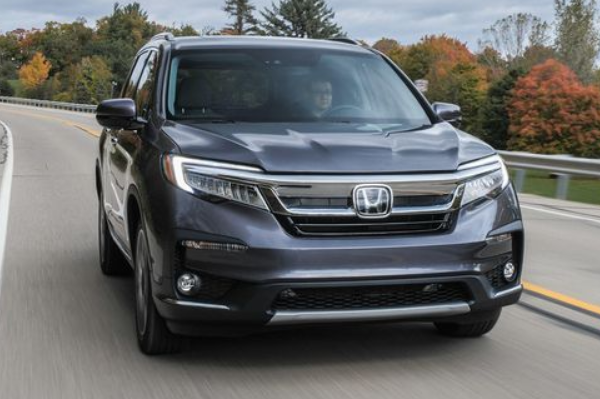 81 Great What Will The 2020 Honda Pilot Look Like Model with What Will The 2020 Honda Pilot Look Like