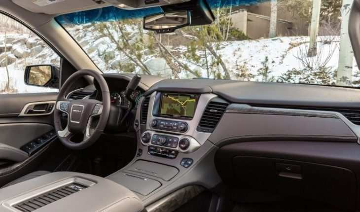 81 New 2020 Gmc Yukon Denali Interior Concept with 2020 Gmc Yukon Denali Interior