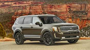 81 New 2020 Kia Telluride Sx Interior Rumors by 2020 Kia Telluride Sx Interior