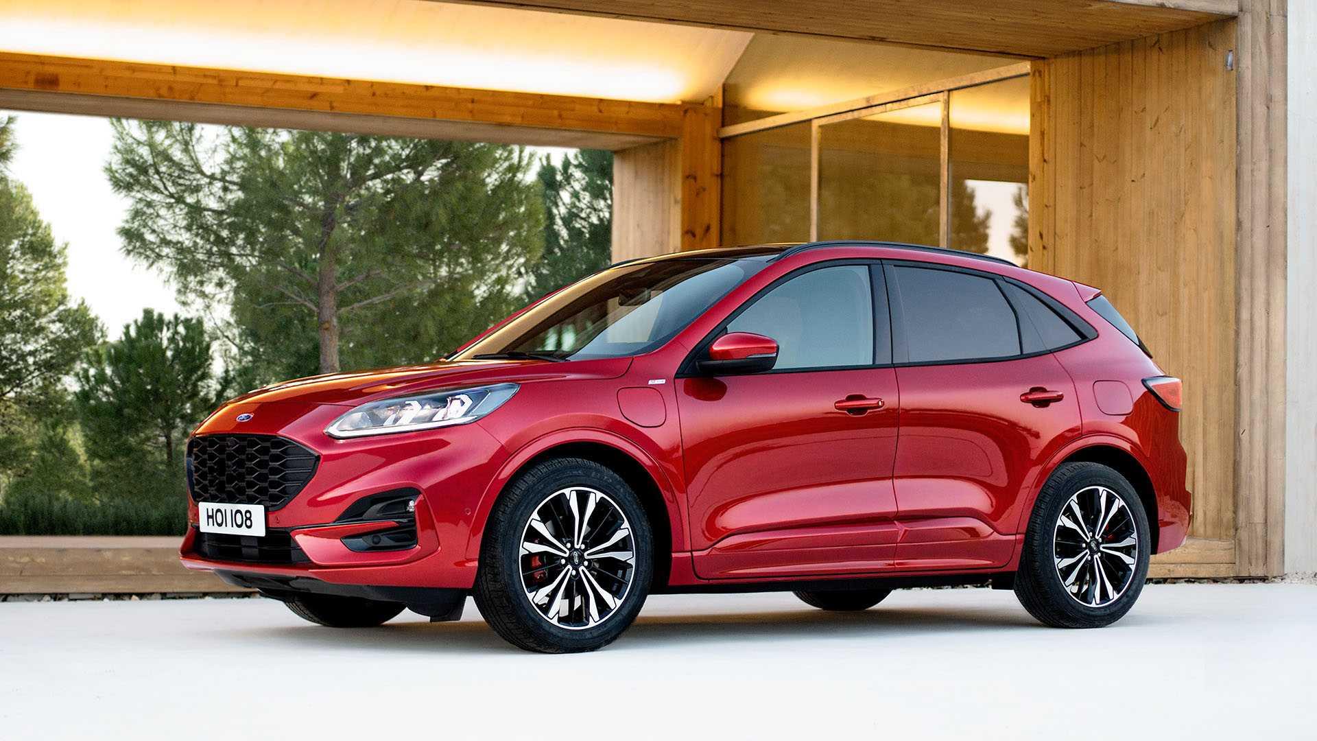 81 New Ford Kuga 2020 Interior for Ford Kuga 2020