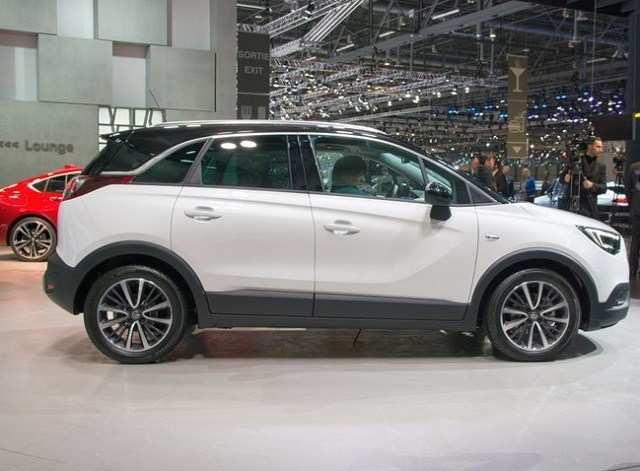 81 New Opel Crossland X 2020 Redesign and Concept with Opel Crossland X 2020