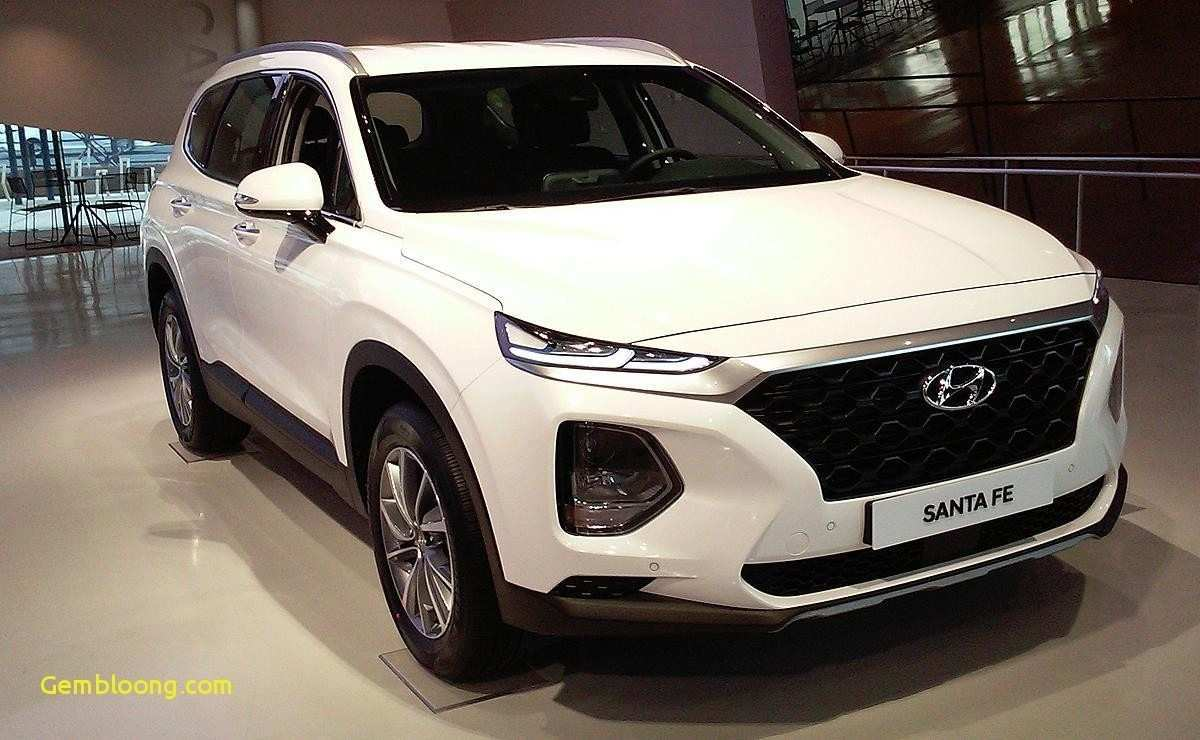 81 New When Will The 2020 Hyundai Santa Fe Be Released Concept by When Will The 2020 Hyundai Santa Fe Be Released