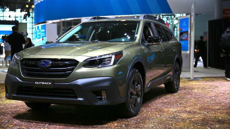 81 The 2020 Subaru Outback Dimensions Engine with 2020 Subaru Outback Dimensions