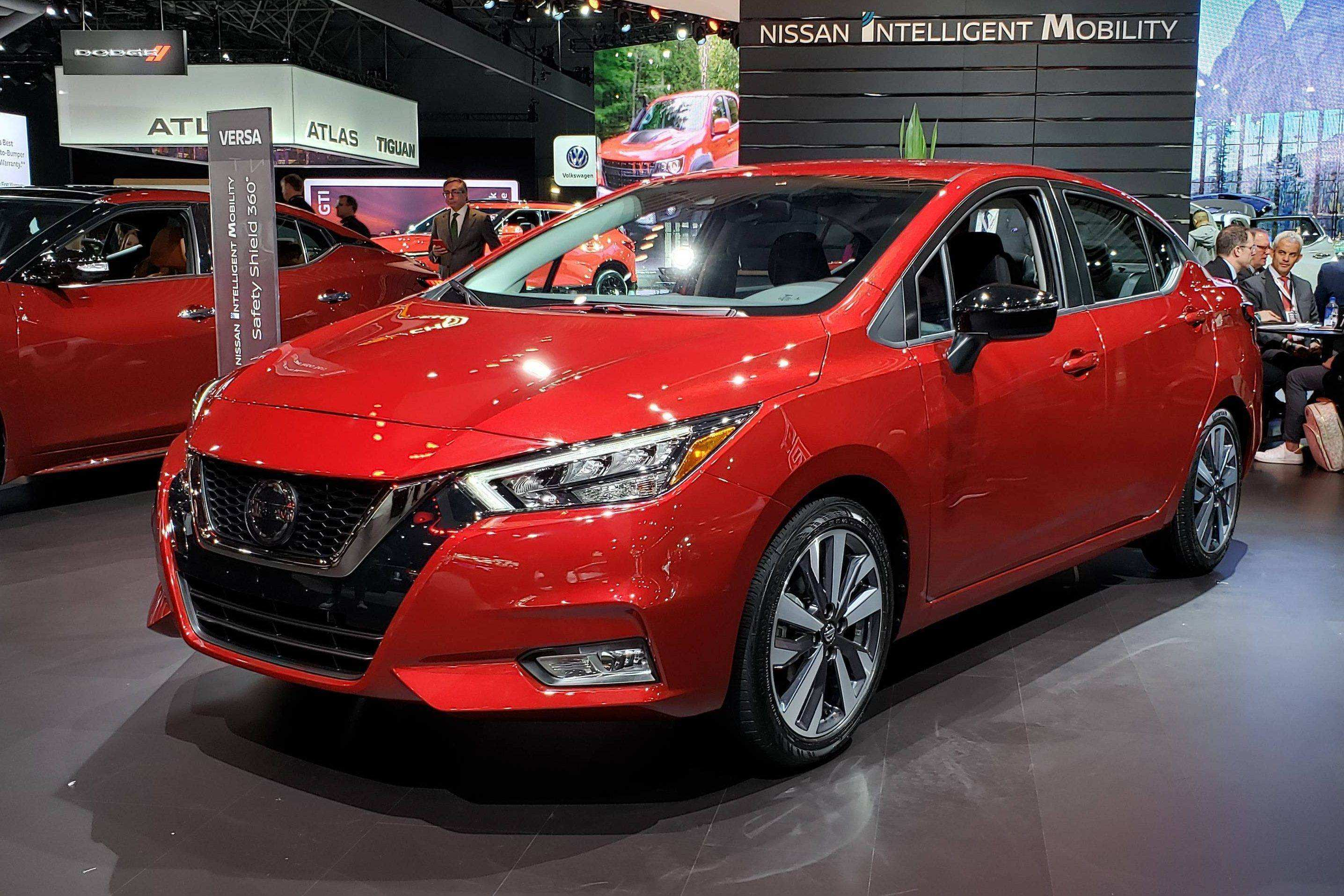 81 The Nissan Versa 2020 Brasil Model with Nissan Versa 2020 Brasil