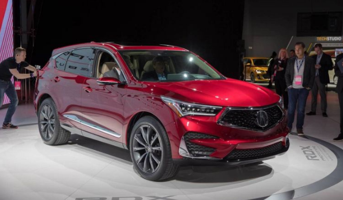 82 All New Acura Rdx 2020 Release Date Specs by Acura Rdx 2020 Release Date