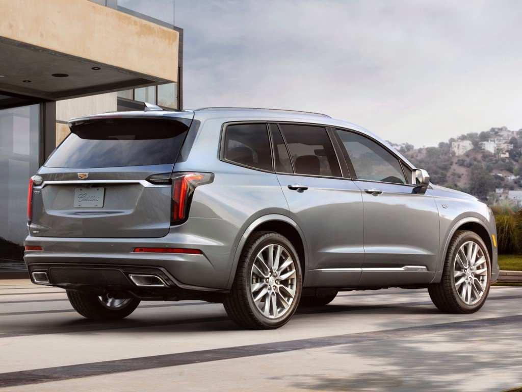 82 Best Review 2020 Cadillac Xt6 Length Exterior by 2020 Cadillac Xt6 Length