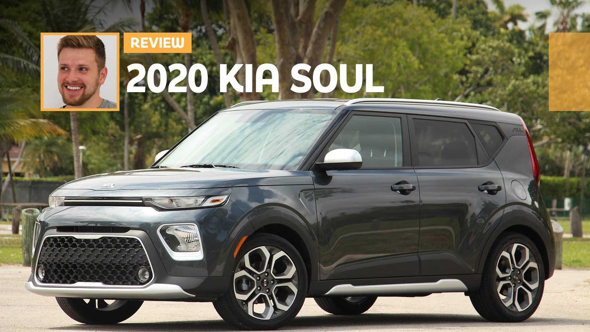 82 Best Review 2020 Kia Soul Xline Photos for 2020 Kia Soul Xline