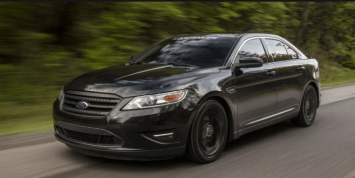 82 Best Review Ford Taurus Sho 2020 Pictures with Ford Taurus Sho 2020