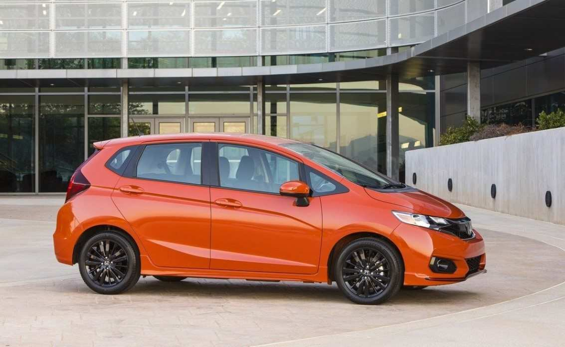 82 Best Review Honda Fit 2020 Turbo Performance and New Engine with Honda Fit 2020 Turbo