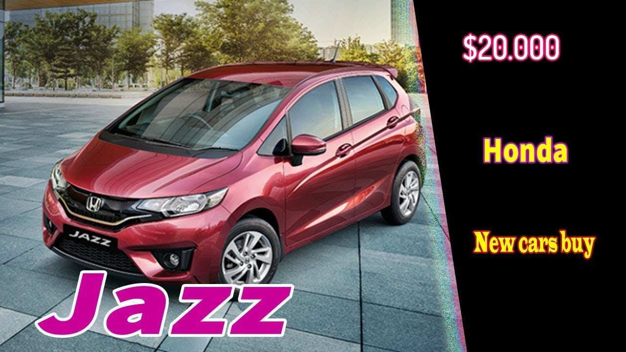 Best Jazz 2020 82 Best Review Honda Jazz 2020 Australia New Concept for Honda