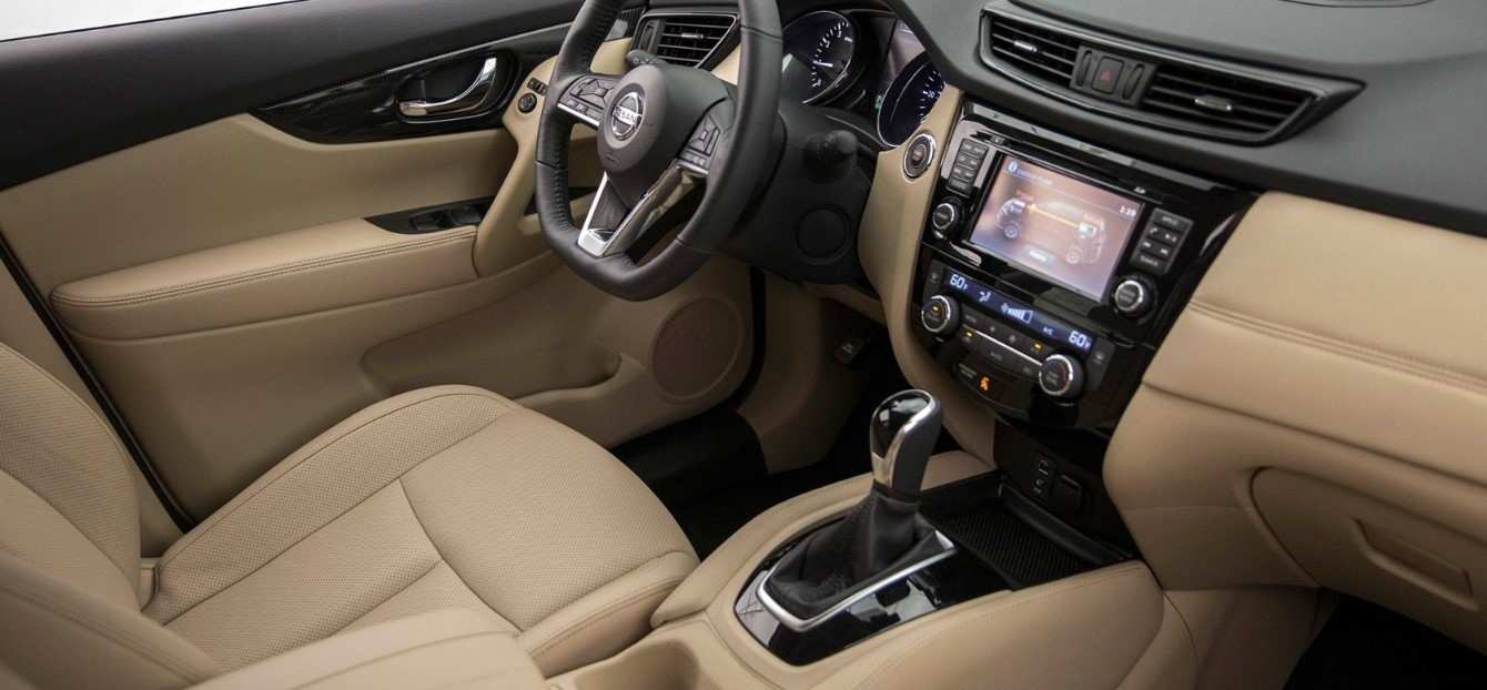 82 Best Review Nissan Rogue 2020 Interior Spy Shoot for Nissan Rogue 2020 Interior