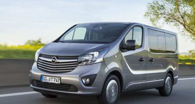 82 Best Review Nuovo Opel Vivaro 2020 Speed Test with Nuovo Opel Vivaro 2020