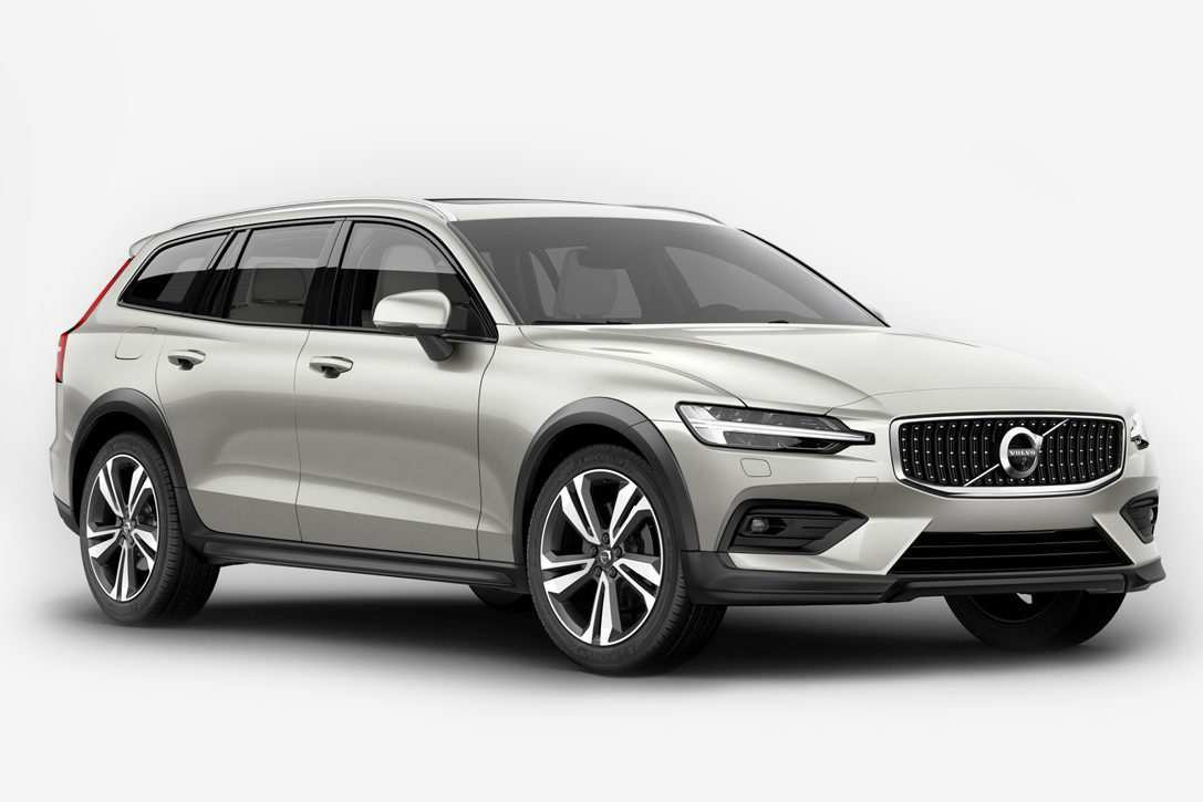 82 Best Review Volvo V60 Cross Country 2020 Release with Volvo V60 Cross Country 2020